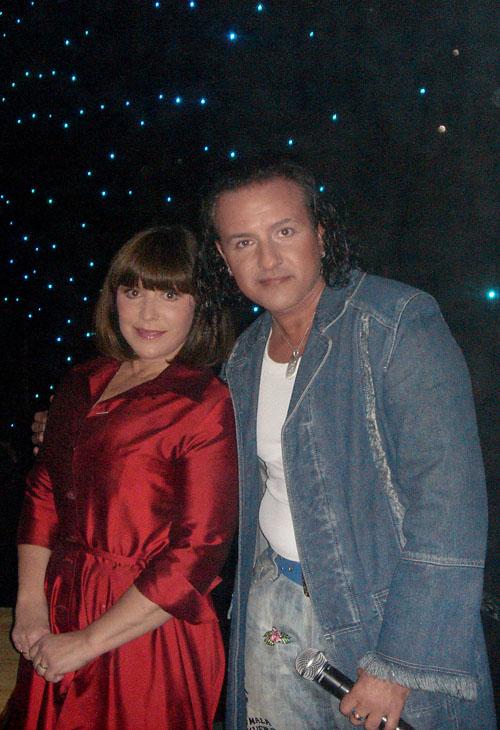 Фото с концерта в Ледовом дворце 2007.